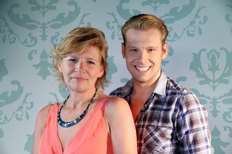 Bild zu Tom und seine Mutter Doro