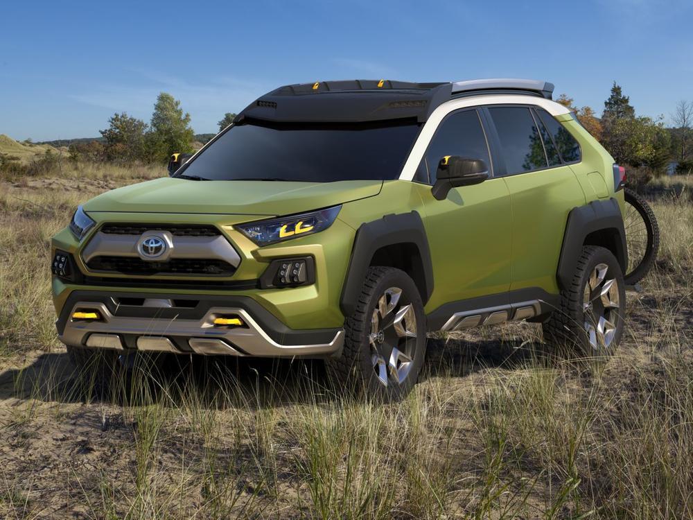 Bild zu Future Toyota Adventure Concept (FT-AC)