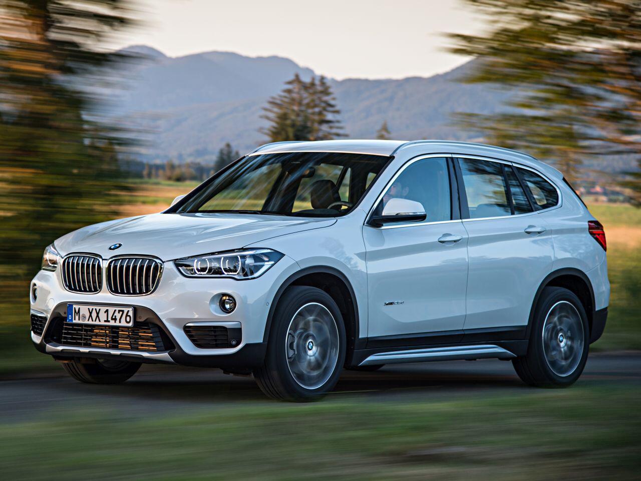 Bild zu Platz 4: BMW X1