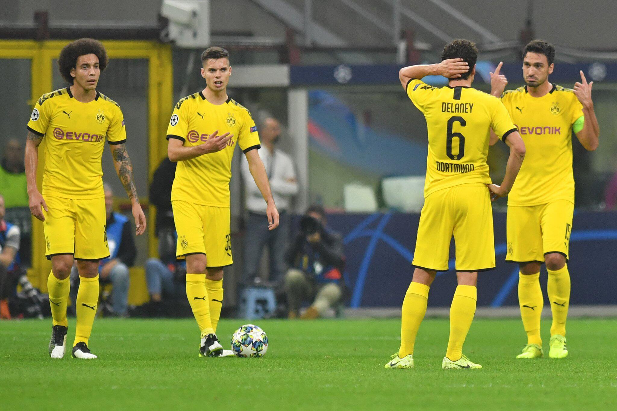 Bild zu Inter Mailand - Borussia Dortmund