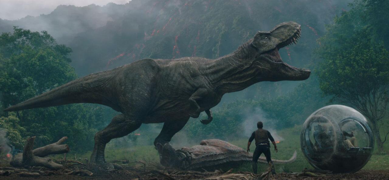 Bild zu Jurassic World 2