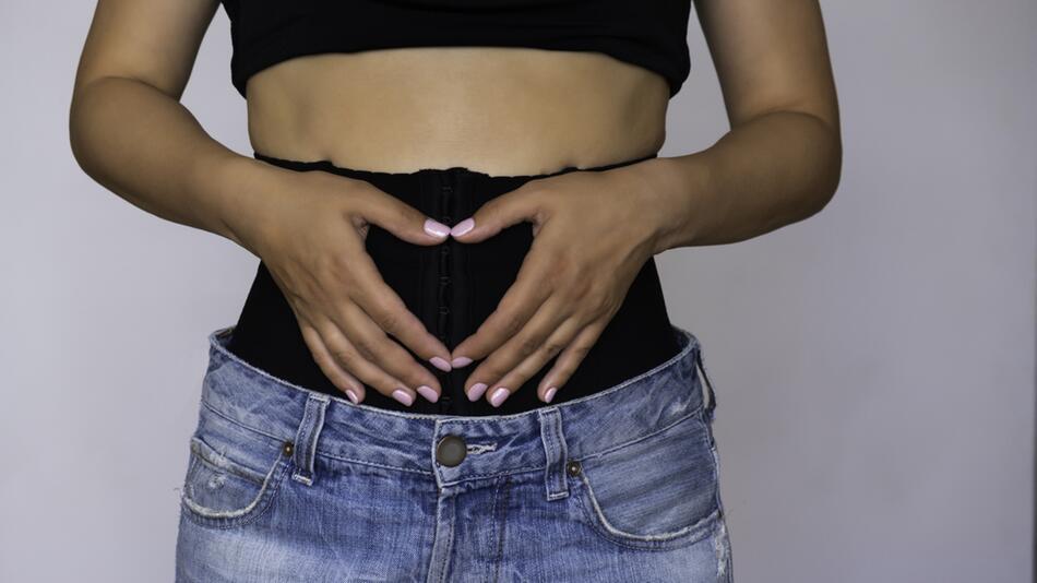 Shapewear, Frauen, Bauch, Beine, Po, Taille, Beine, Oberschenkel, Miederhose, BH