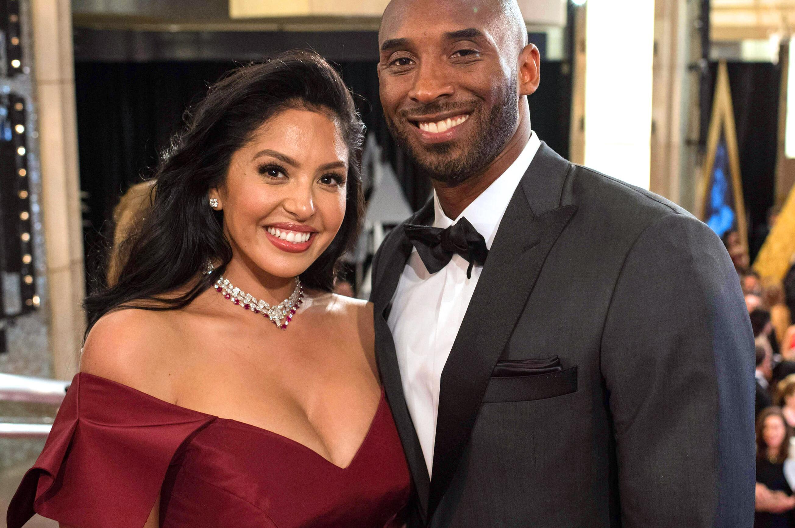 Bild zu Kobe Bryant, Vanessa, NBA