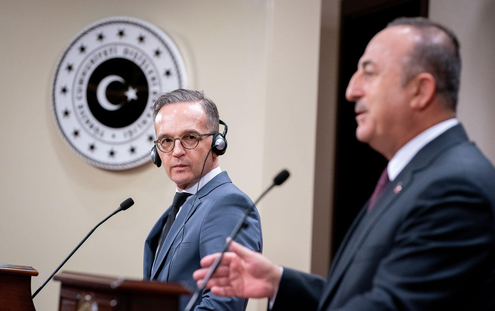 Bild zu Federal Foreign Minister Heiko Maas travels to Turkey