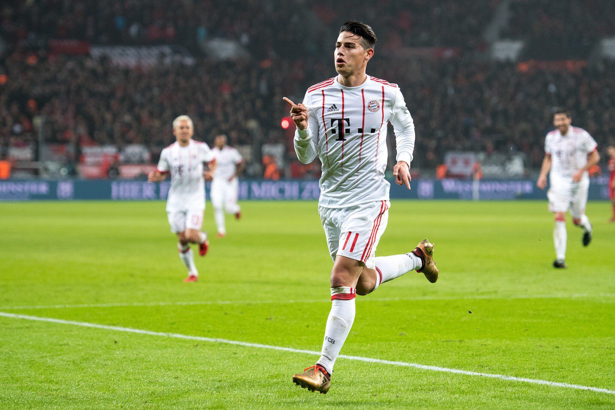 Bild zu Bayer Leverkusen vs Bayern Munich