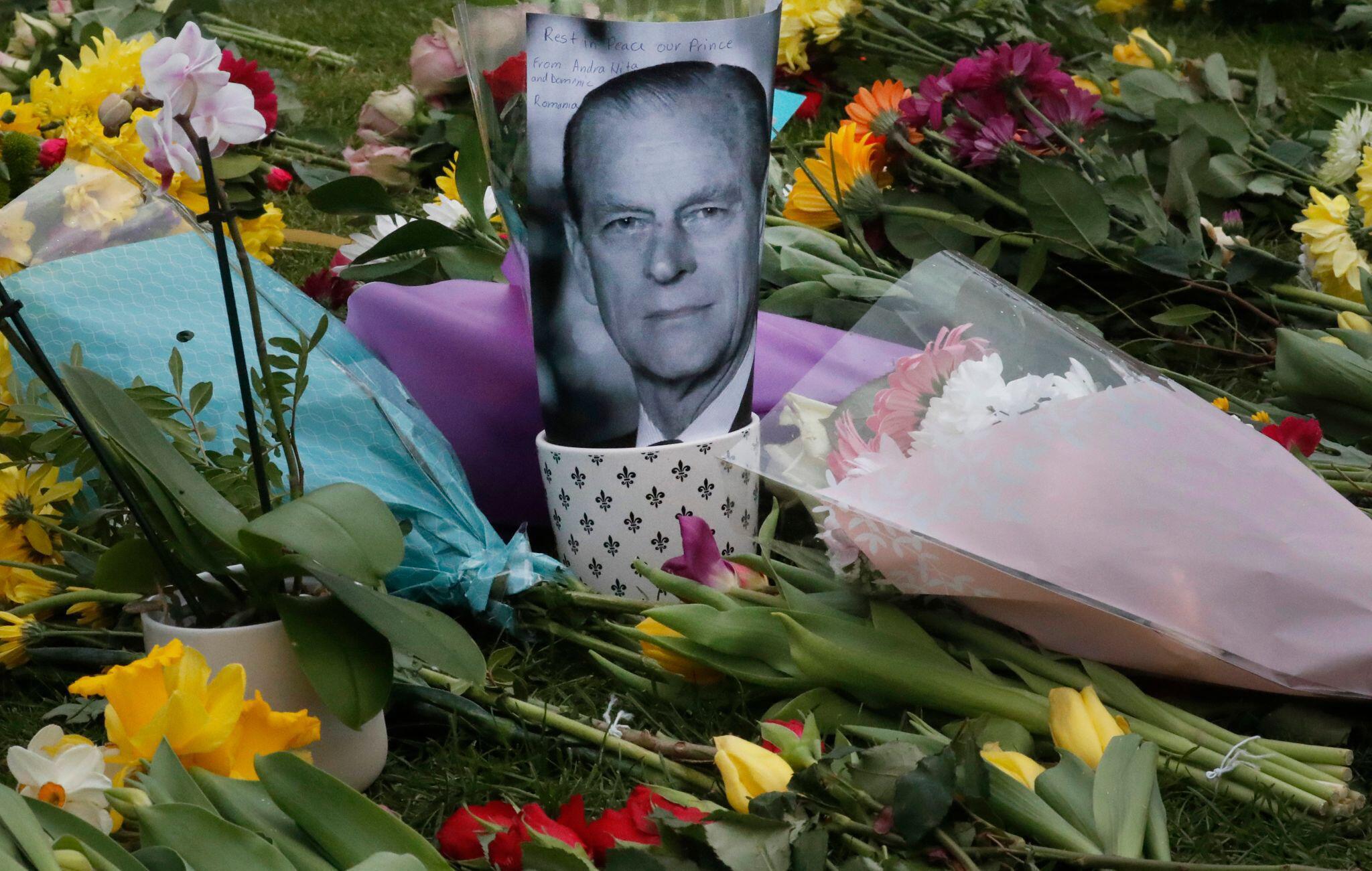 Bild zu Nach dem Tod von Queen-Ehemann Prinz Philip