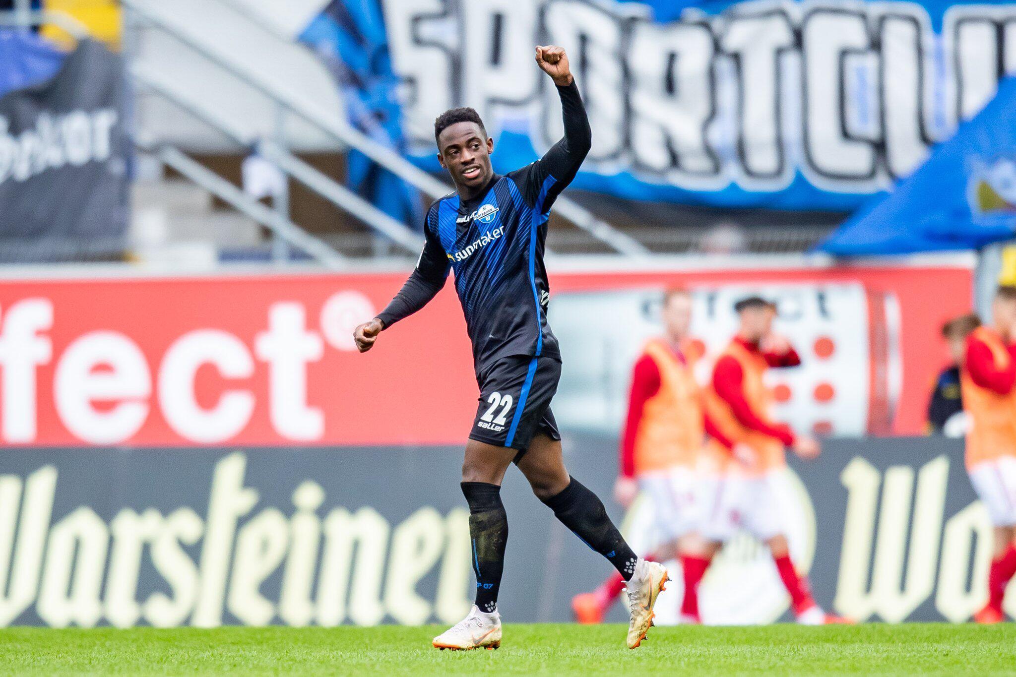 Bild zu SC Paderborn 07 - FC Ingolstadt 04