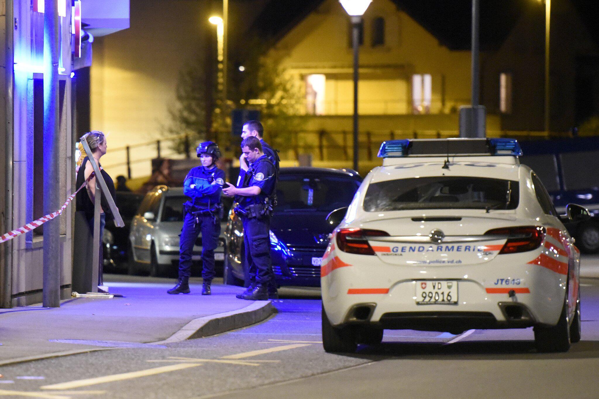 Bild zu Zwei Tote nach Familienstreit in der Schweiz