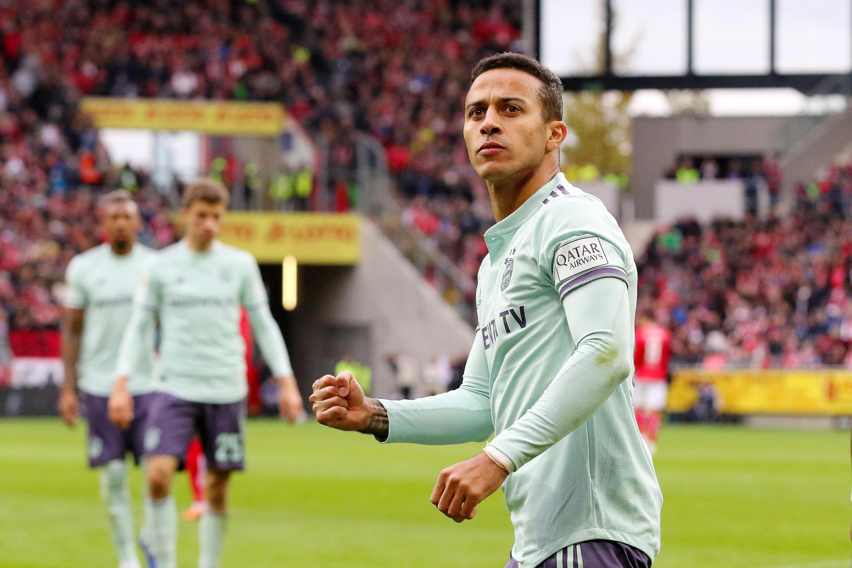 Bild zu Thiago FC Bayern