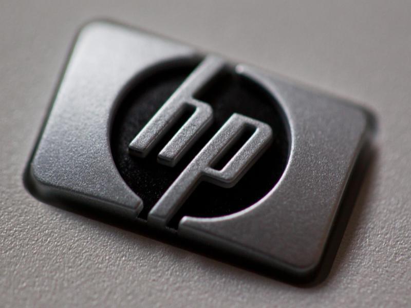 Bild zu Logo von Hewlett-Packard