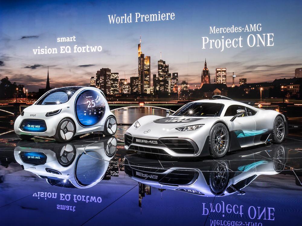 Bild zu IAA 2017 in Frankfurt: Alle Infos rund um die Automesse des Jahres