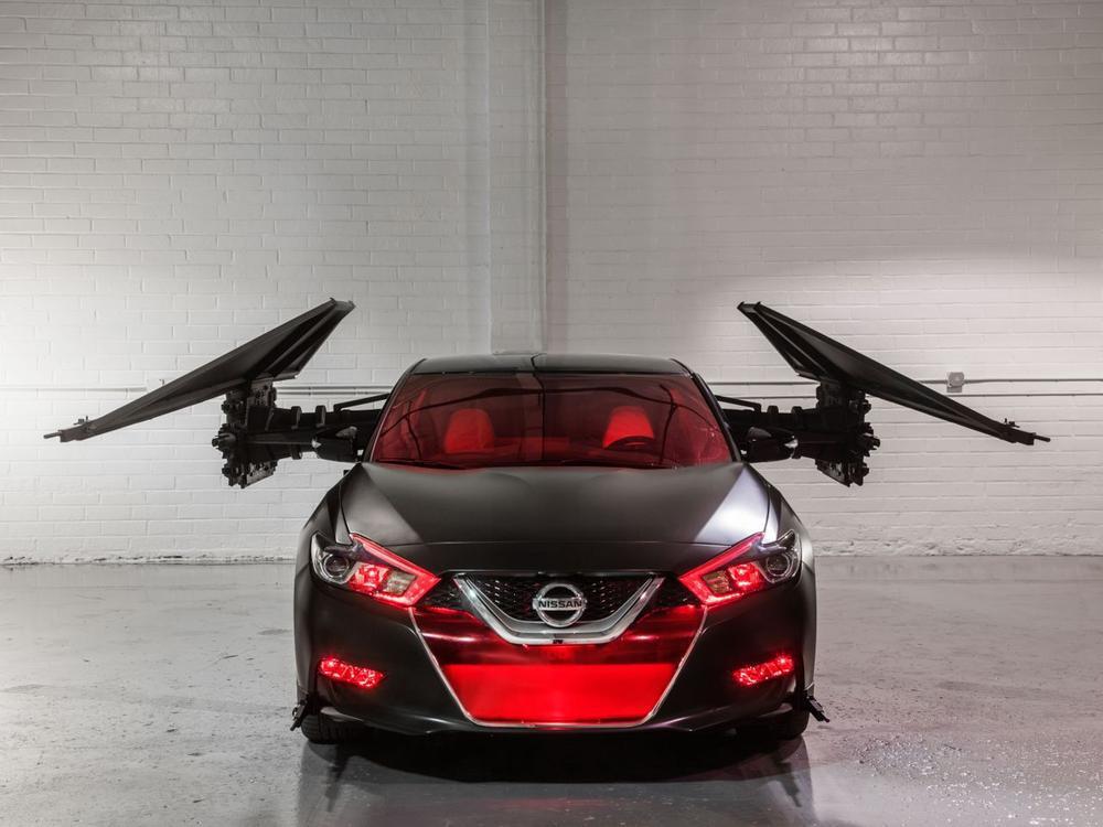 """Bild zu Nissan Maxima """"TIE Silencer"""""""