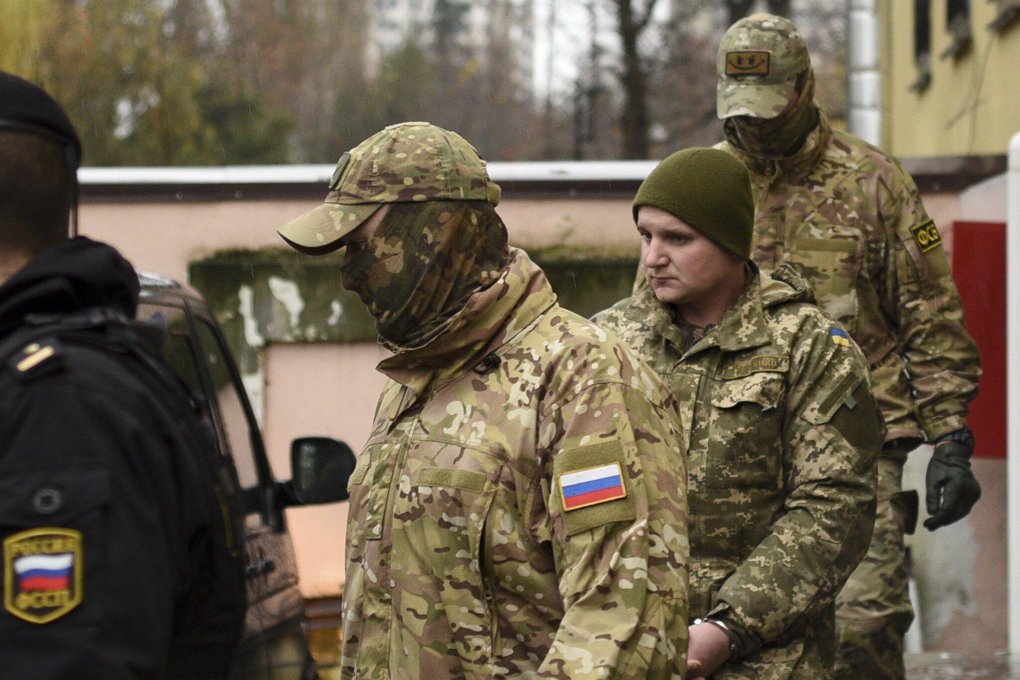 Bild zu Konflikt zwischen Russland und der Ukraine