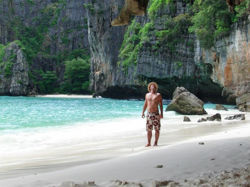 Bild zu Maya Bay