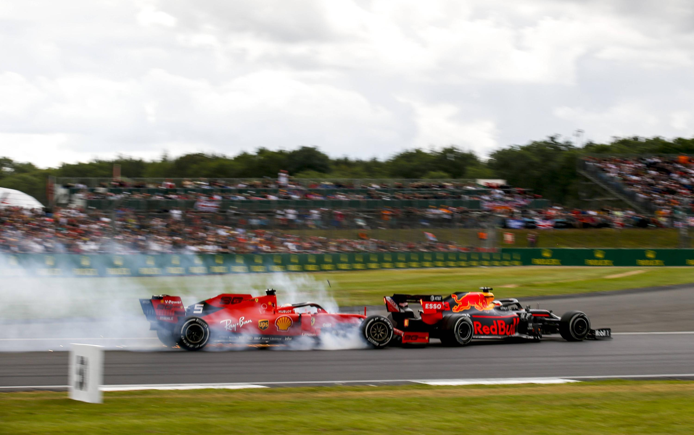 Bild zu Vettel Fails 2019