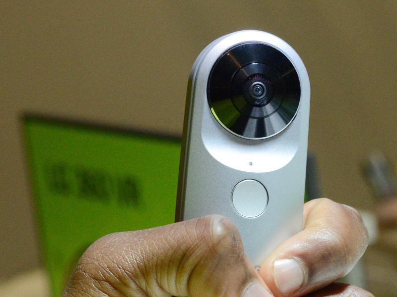 Bild zu 360-Grad-Kamera von LG