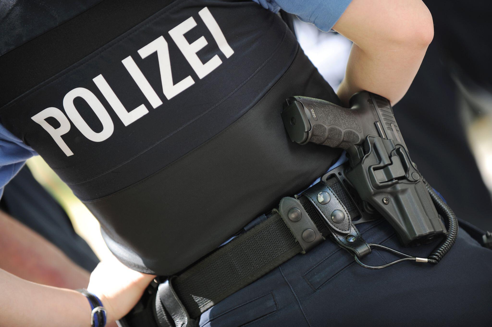 Bild zu Polizist