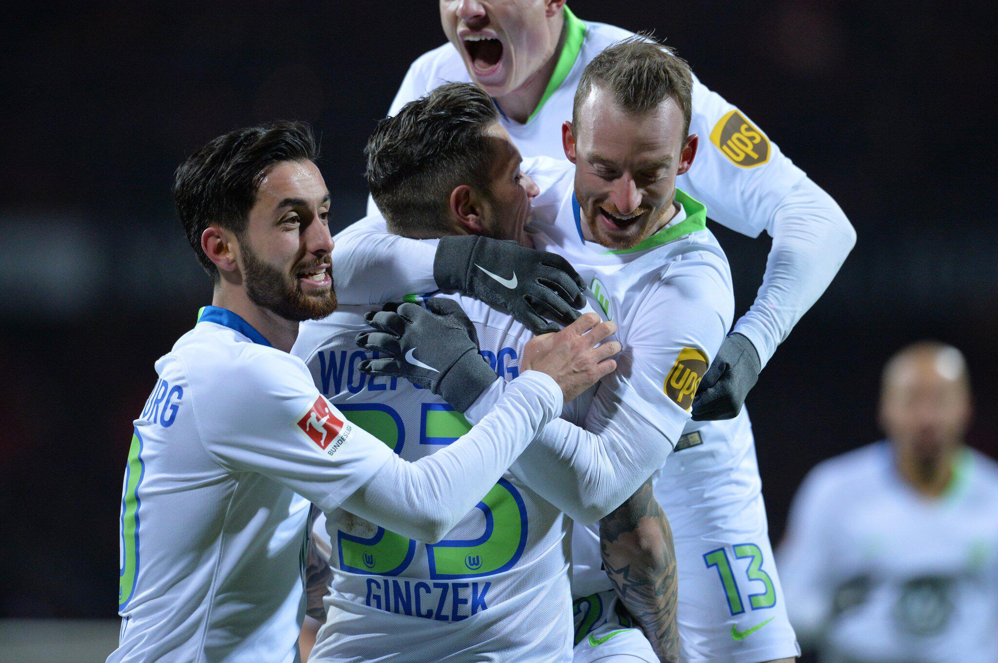 Bild zu 1. FC Nuremberg - VfL Wolfsburg