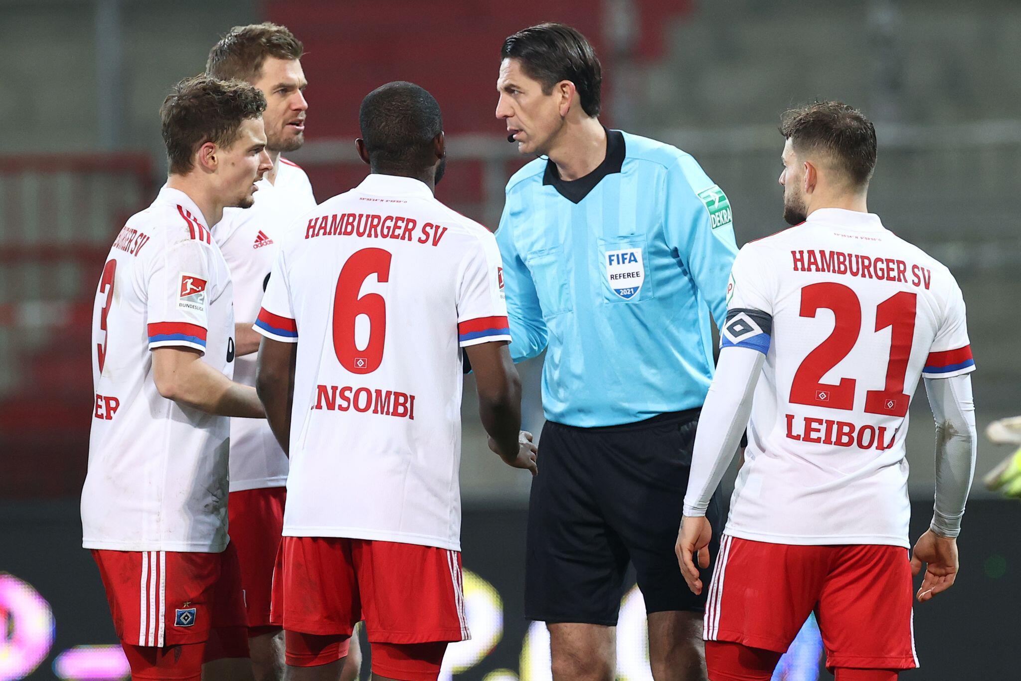 Bild zu FC St. Pauli - Hamburger SV