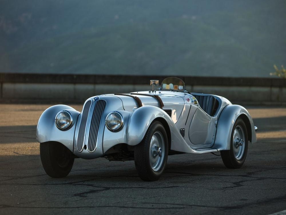 Bild zu BMW 328: Traumsportwagen der 30er Jahre