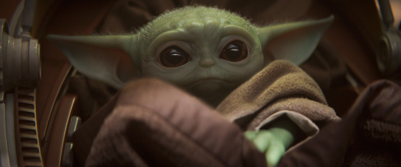 Bild zu Baby Yoda