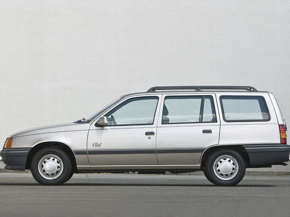 Bild zu Opel Kadett E