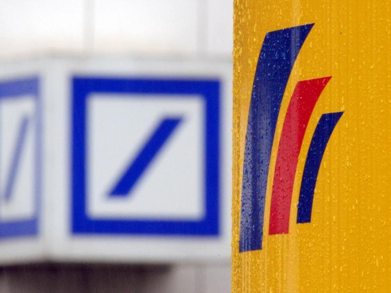 Bild zu Deutsche Bank und Postbank