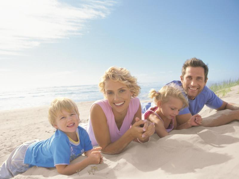 Bild zu Angebot für Familien