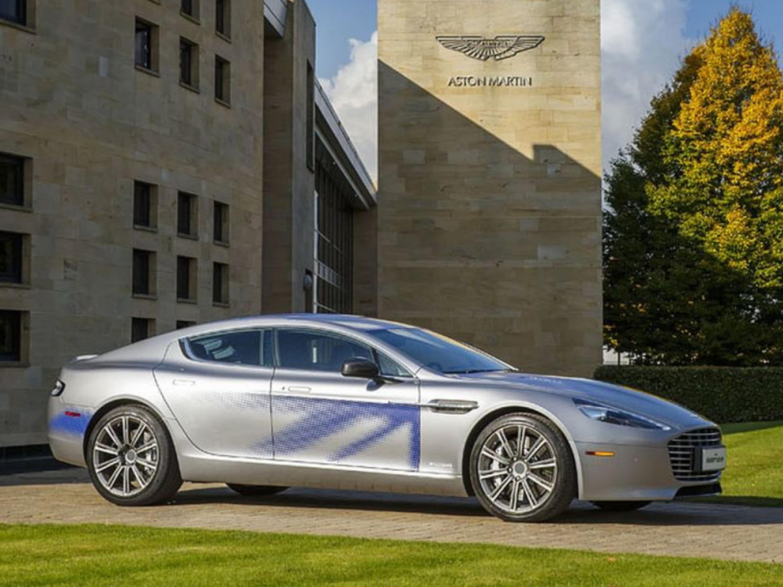 Bild zu Aston Martin Rapide E