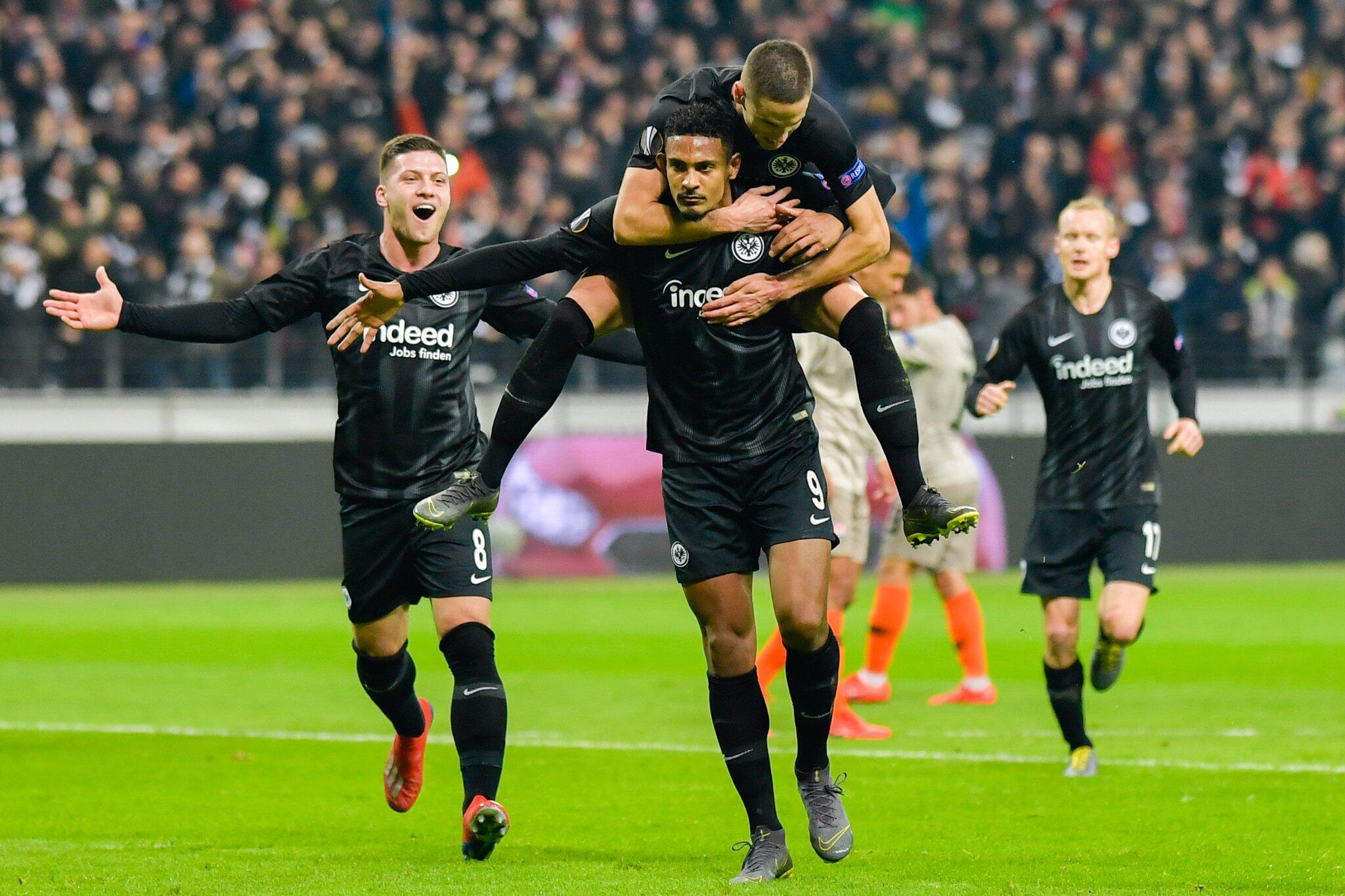 Bild zu Eintracht Frankfurt - Schachtjor Donezk