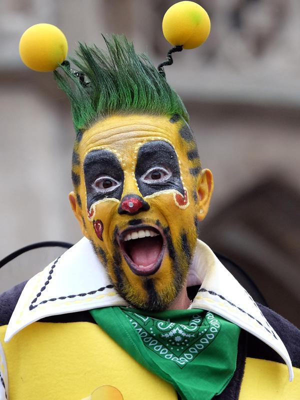Bild zu Braunschweiger Karnevalsumzug