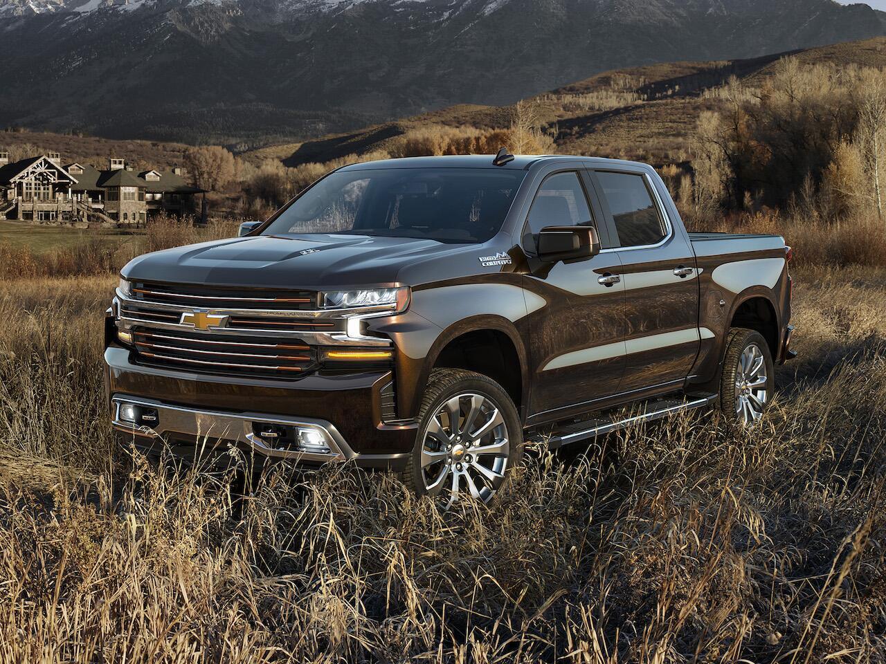 Bild zu Chevrolet Silverado 2019