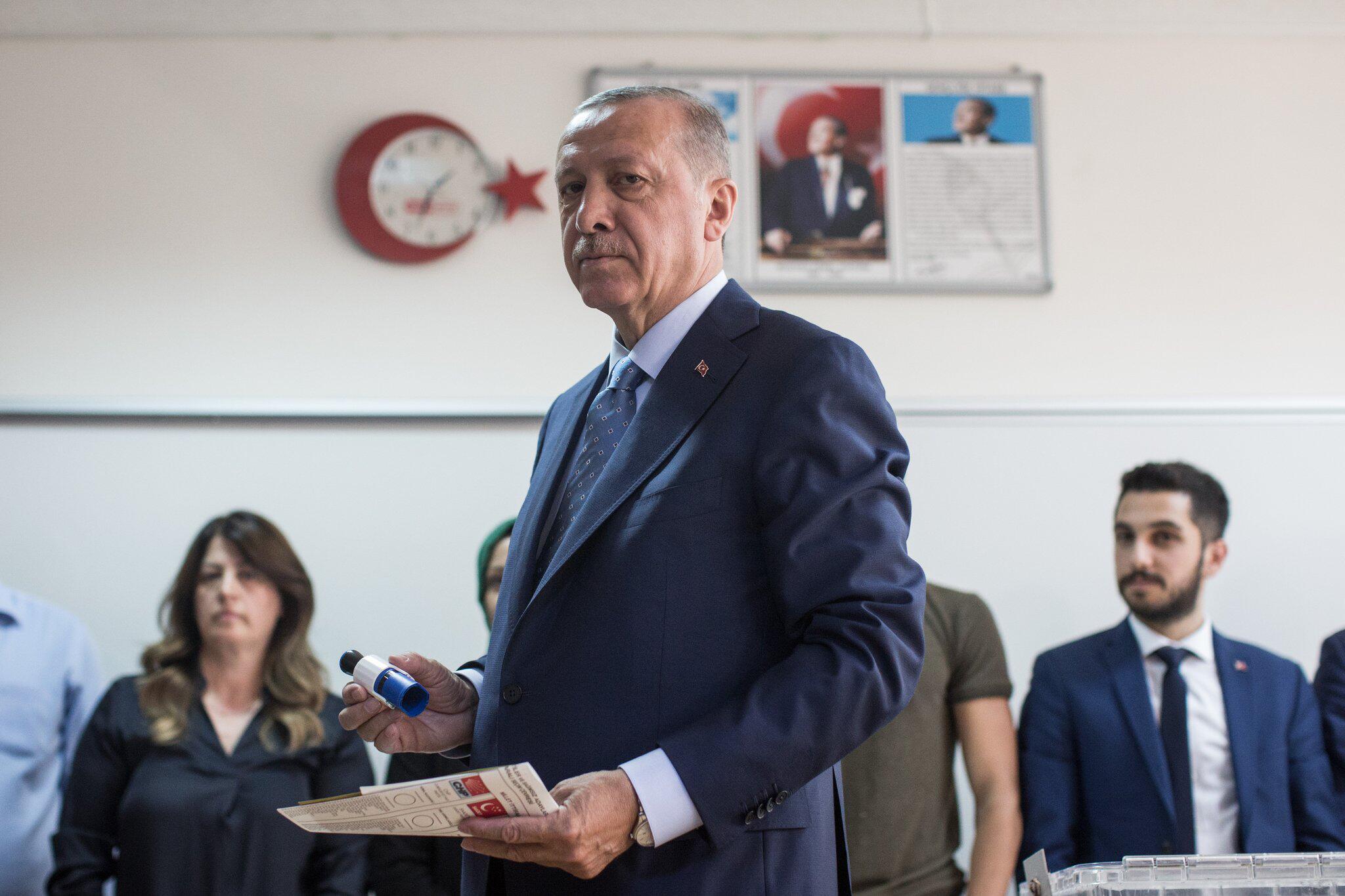 Bild zu Präsidenten- und Parlamentswahlen in der Türkei