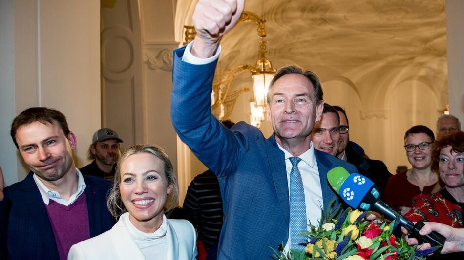 Oberbürgermeisterwahlen in Leipzig