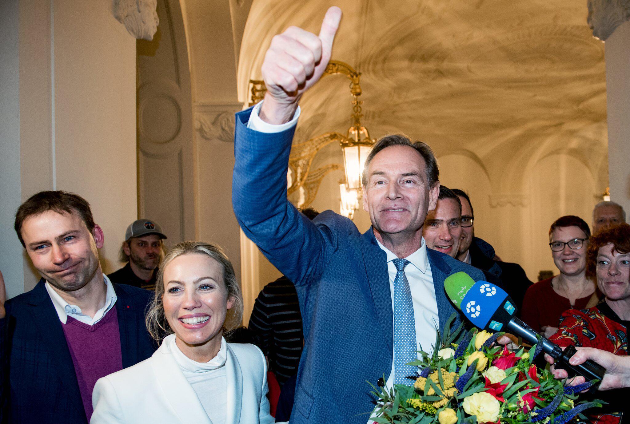 Bild zu Oberbürgermeisterwahlen in Leipzig