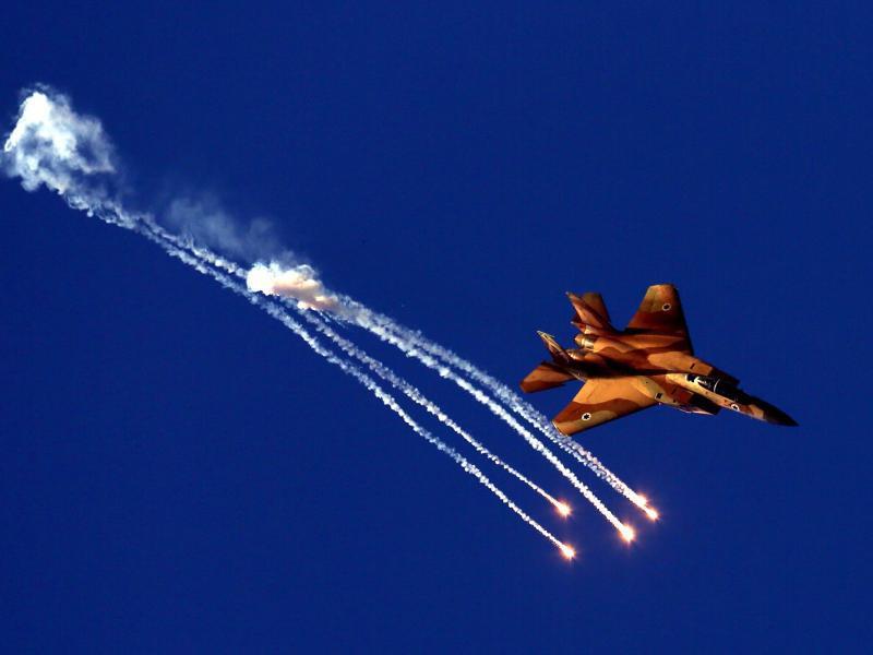 Bild zu Israelische Luftwaffe