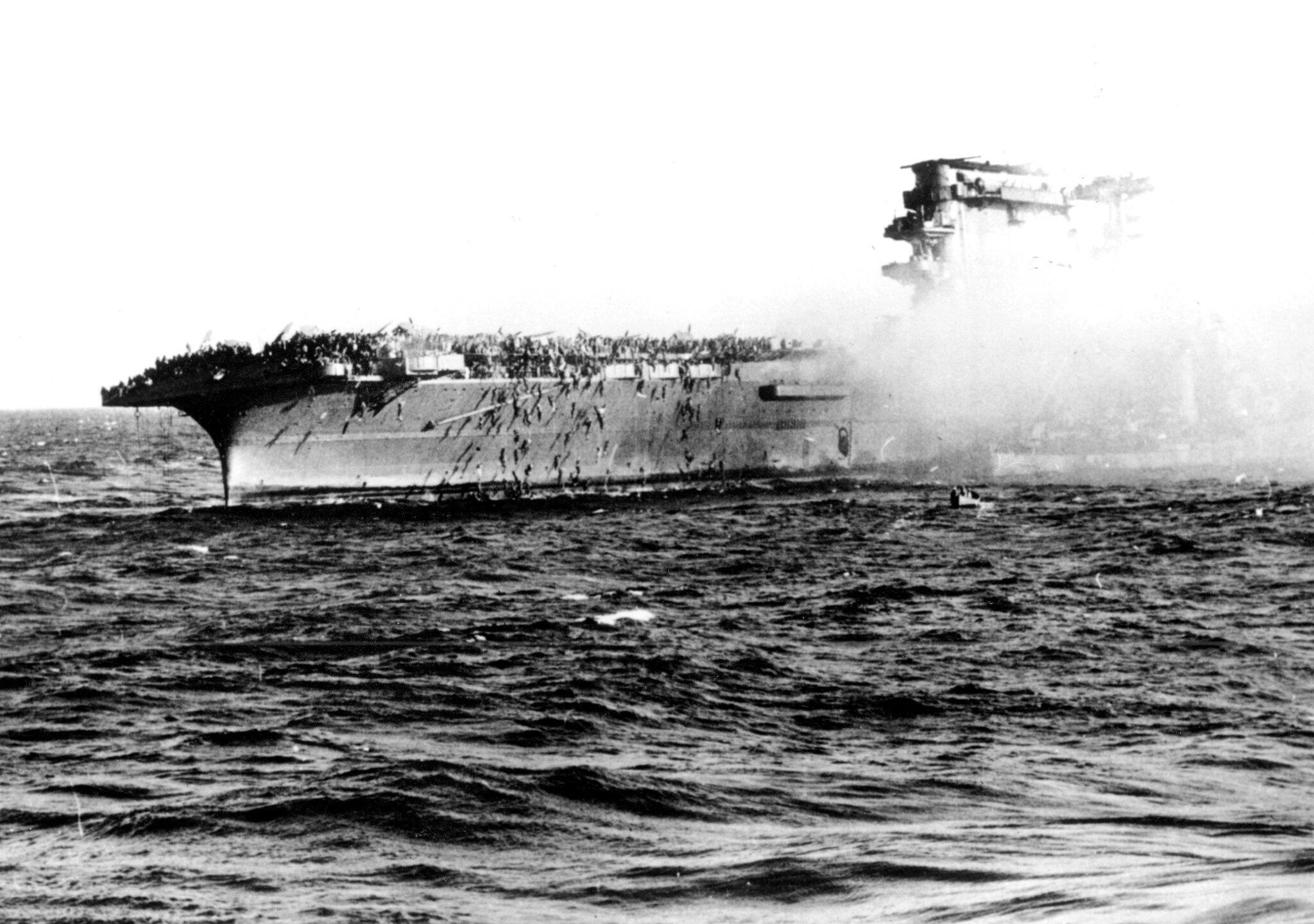 Bild zu Weltkriegs-Schiffswrack von Microsoft-Mitgründer gefunden