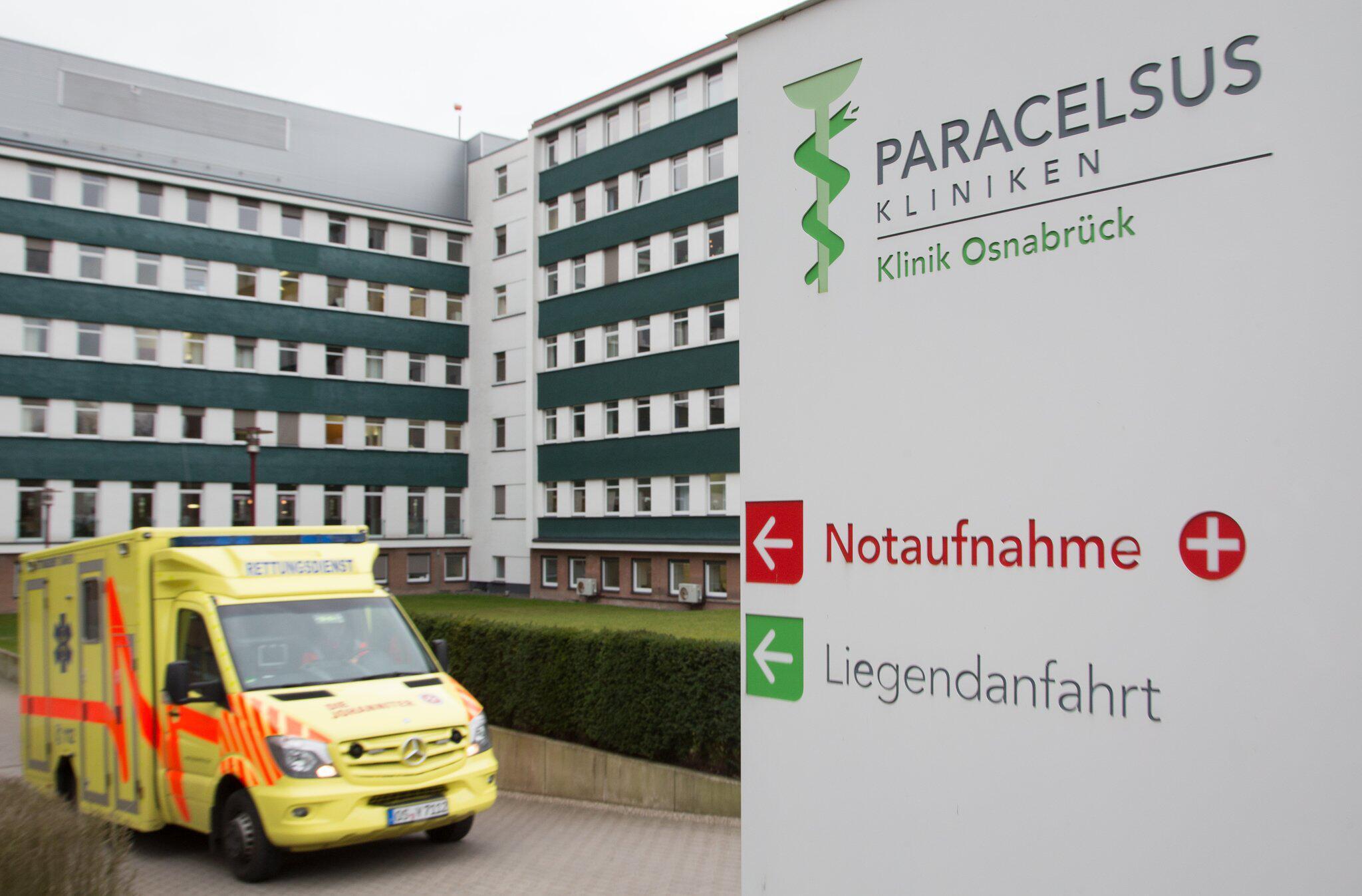 Bild zu Paracelsus Kliniken