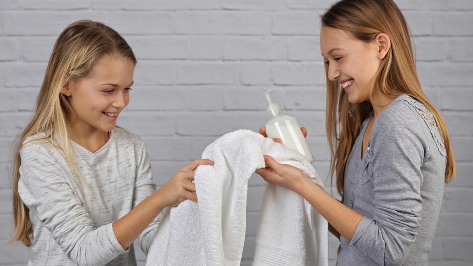 Hände waschen, Tipps, Spaß