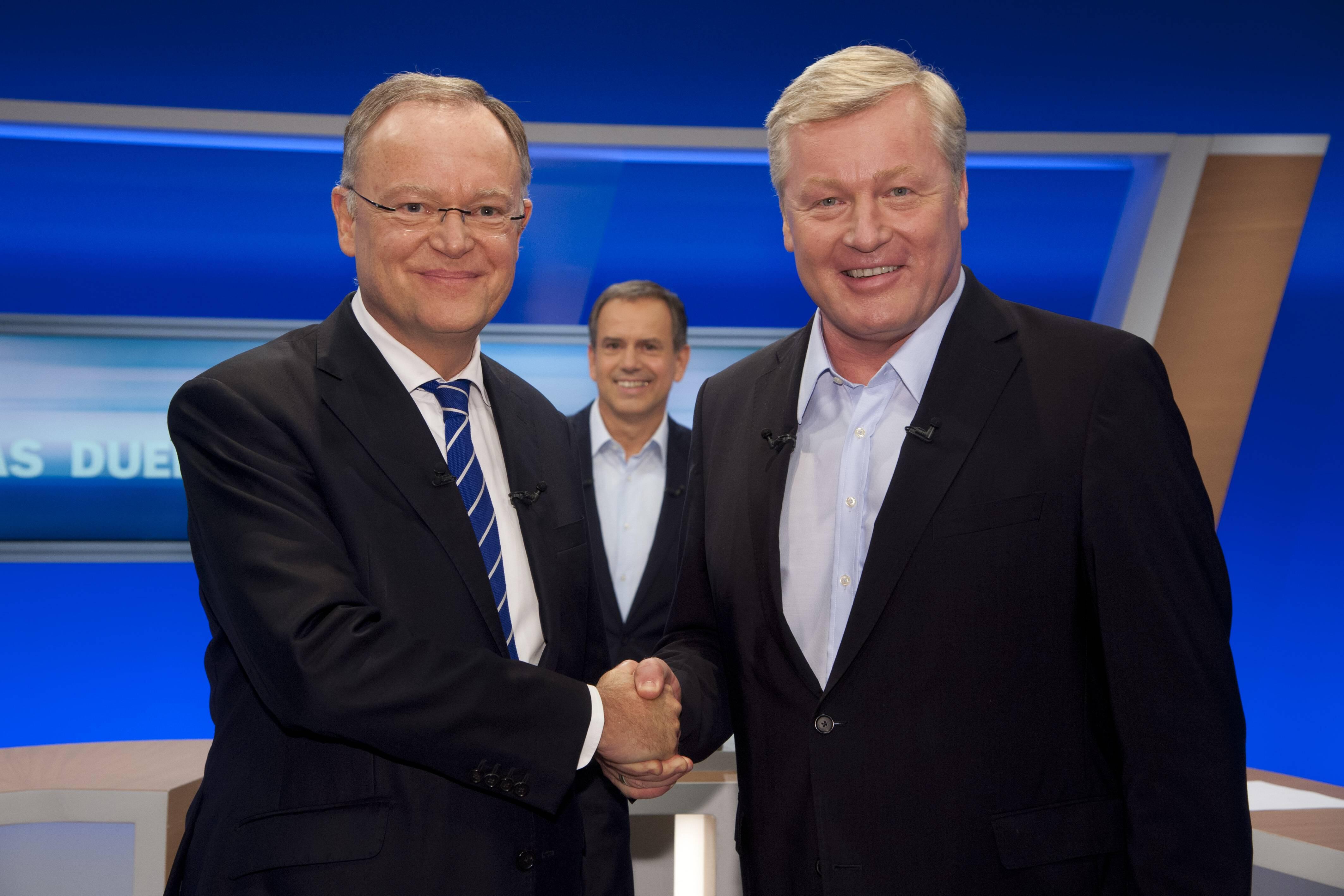 Bild zu CDU, SPD, Landtagswahl, Niedersachsen