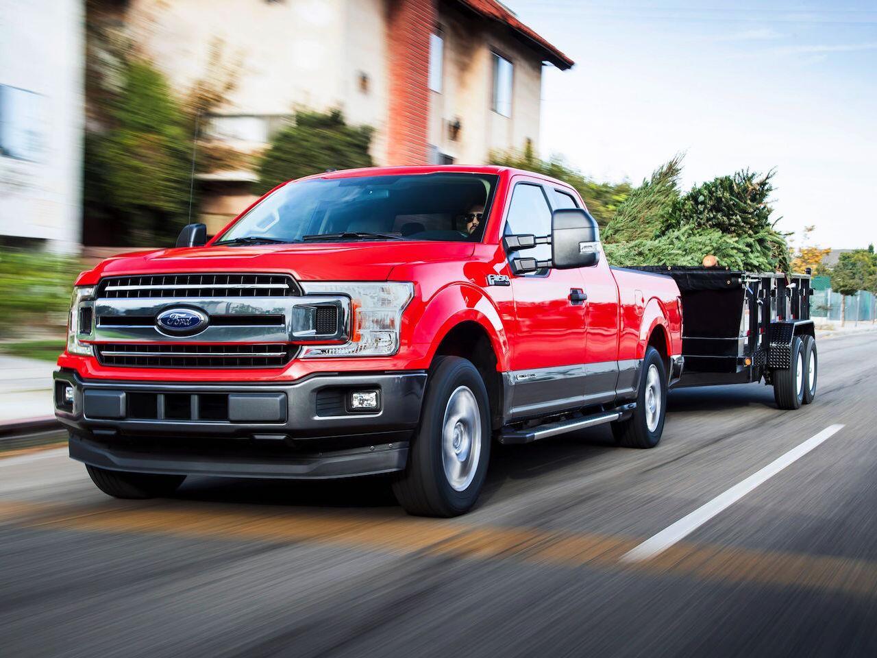 Bild zu Ford F-150 Diesel