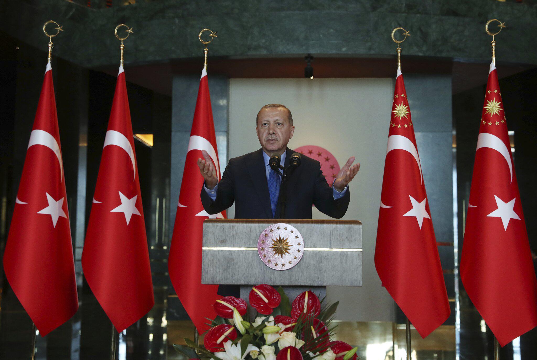 Bild zu Türkei - Erdogan