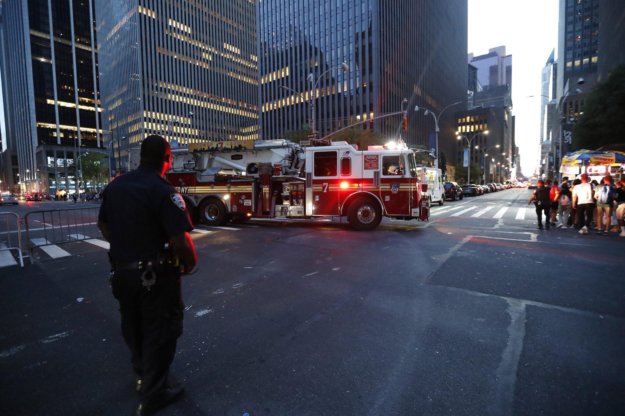Bild zu Massiver Stromausfall in New York