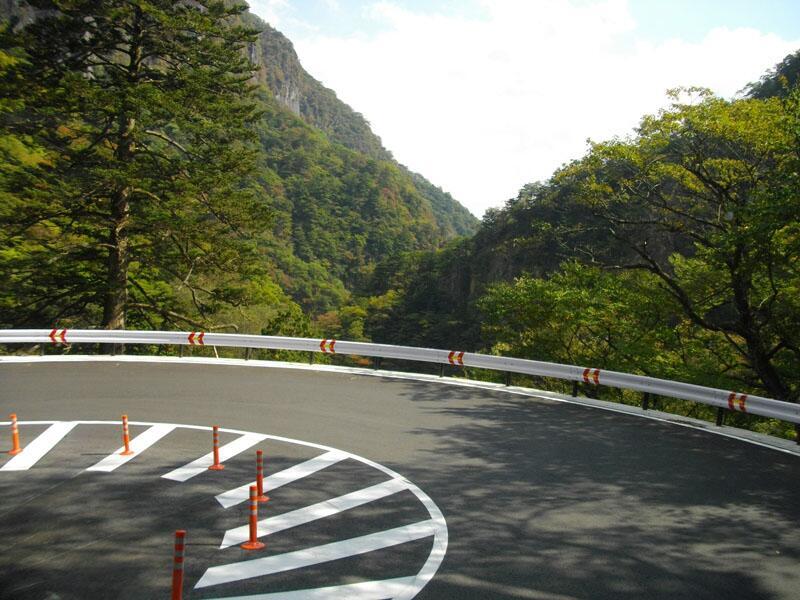 Bild zu Irohazaka Winding Road