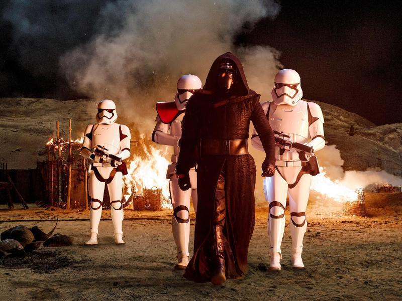 Bild zu «Star Wars»