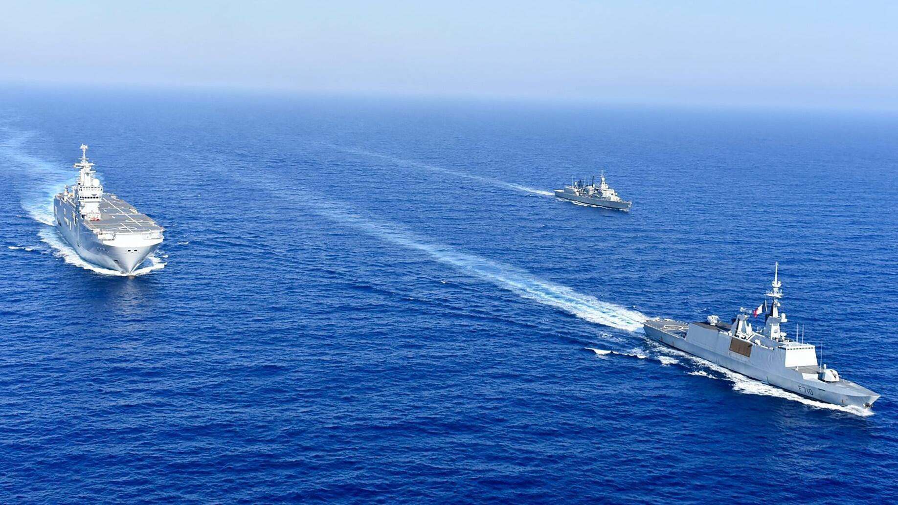Bild zu Streit um Erdgas im Mittelmeer dauert an