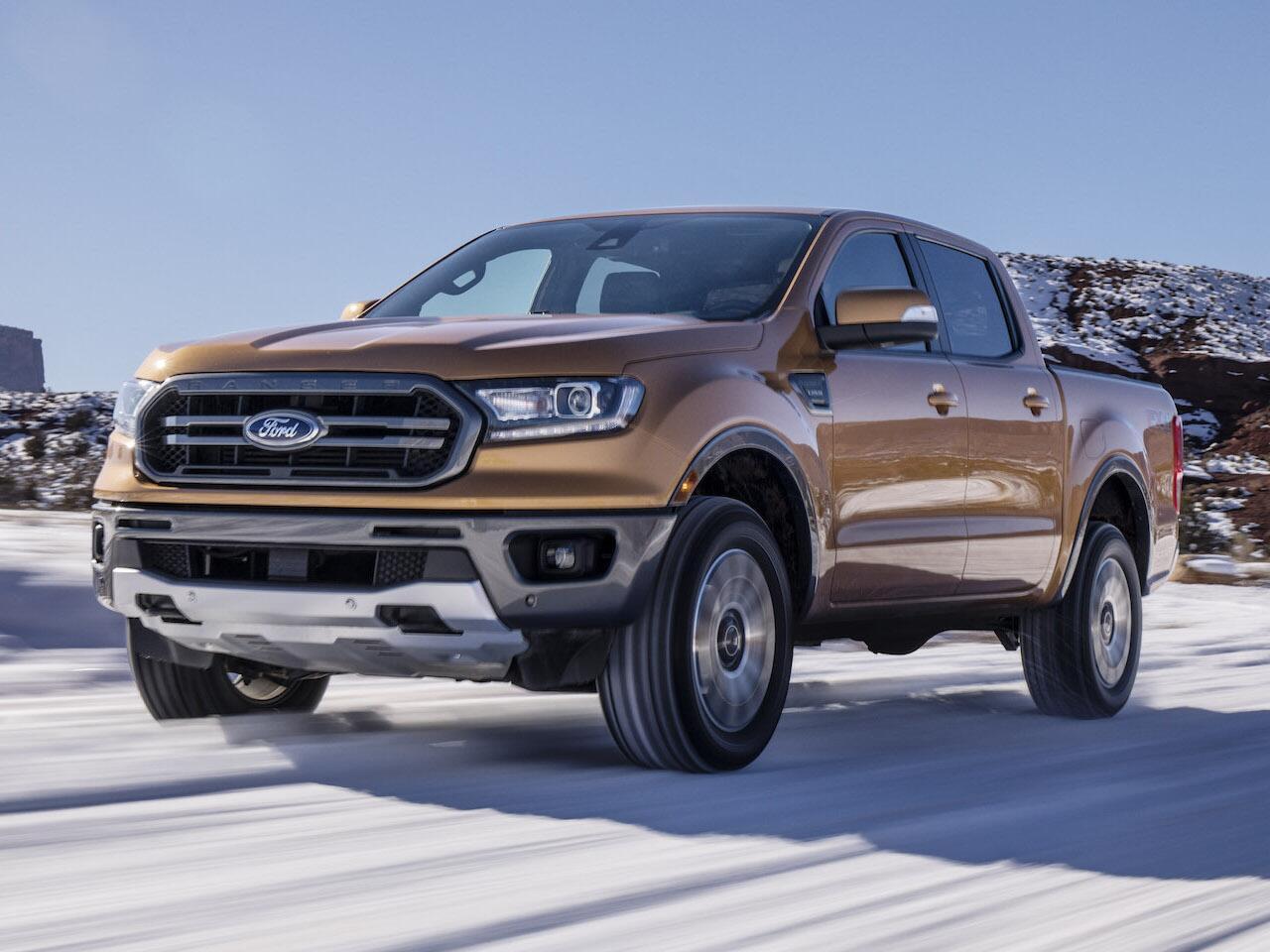 Bild zu Ford Ranger 2019