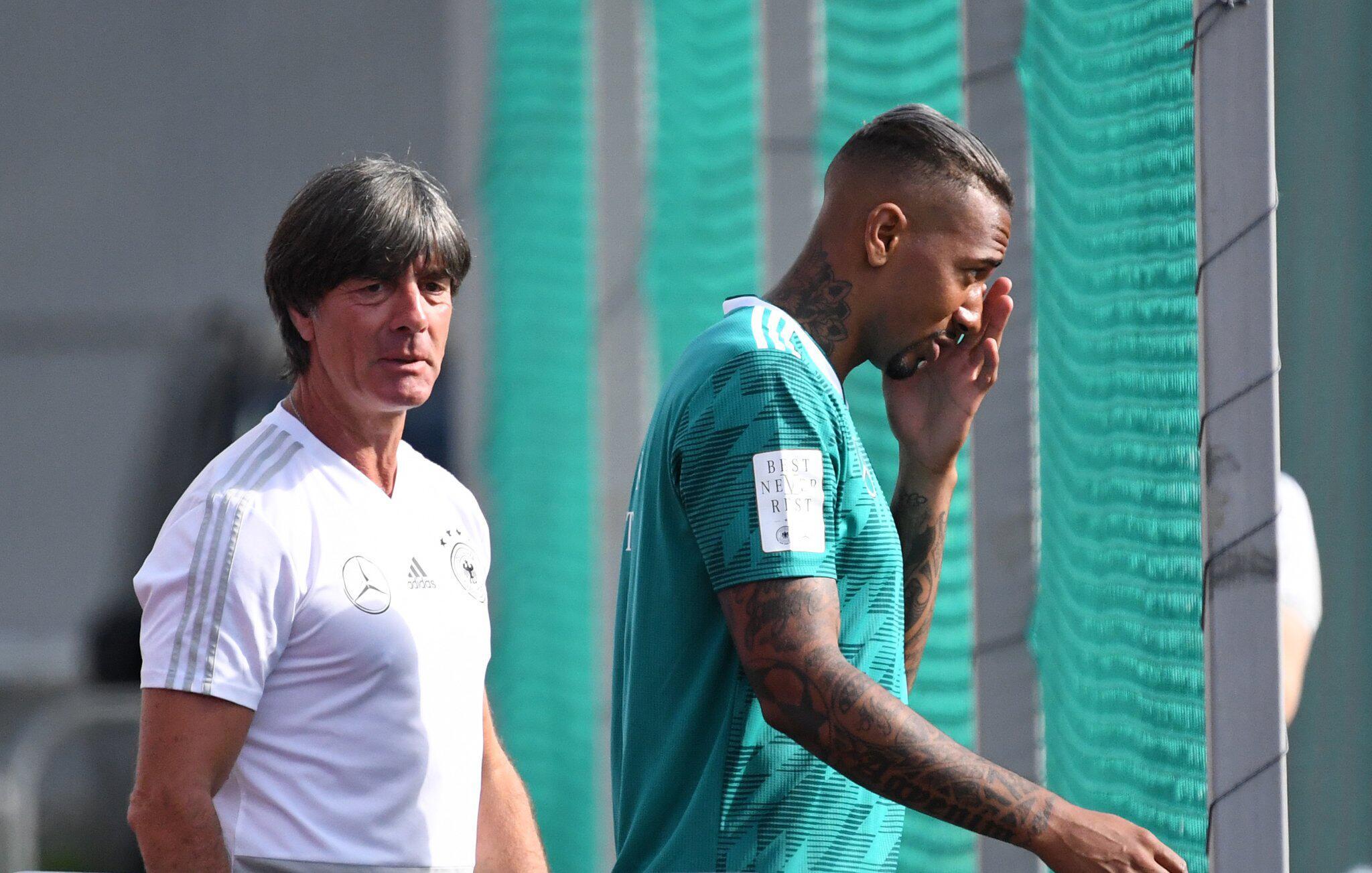 Bild zu WM 2018 - Training Deutschland