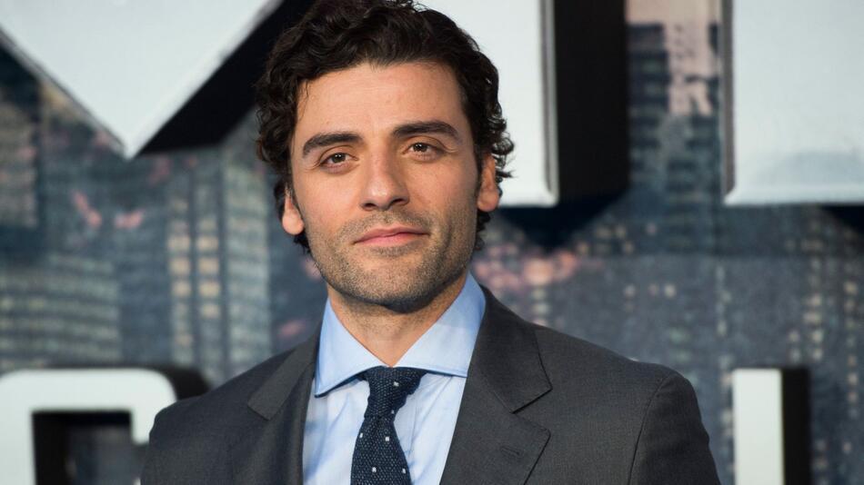 Schauspieler Oscar Isaac