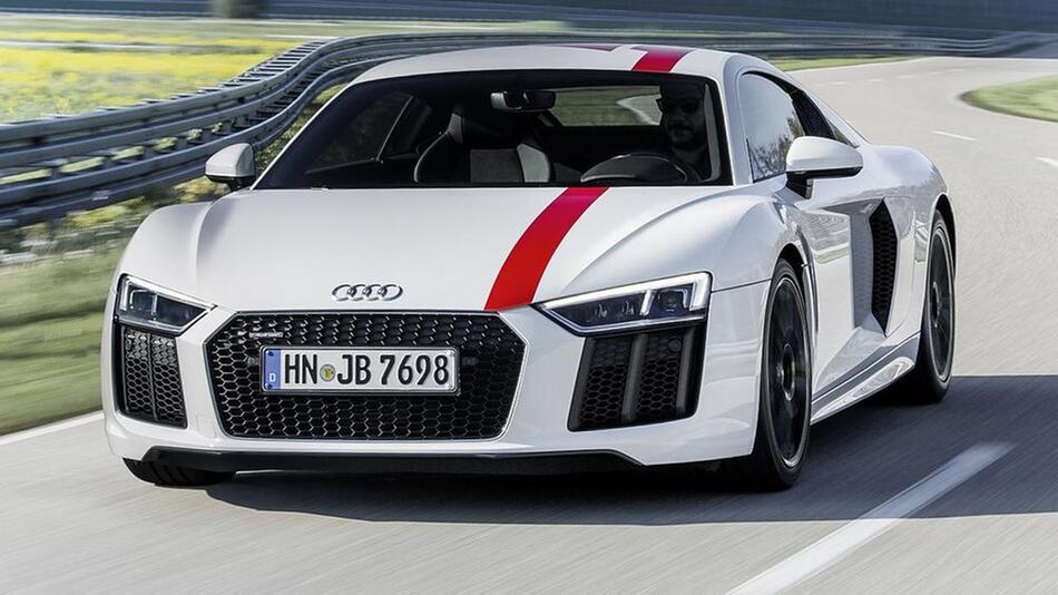 Audi R8 AWS